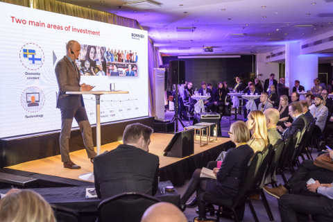 IBC to Facilitate New Media Partnerships and Investment Opportunities with Startup Forum (Photo: Bus ...