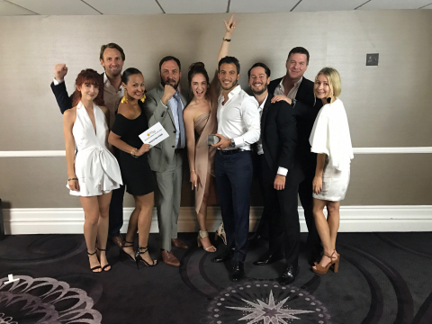 LA content studio Madison + Vine named 'Boutique Agency of the Year' by thinkLA (Photo: Business Wire)