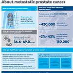 Prostatakarzinom-Infographik