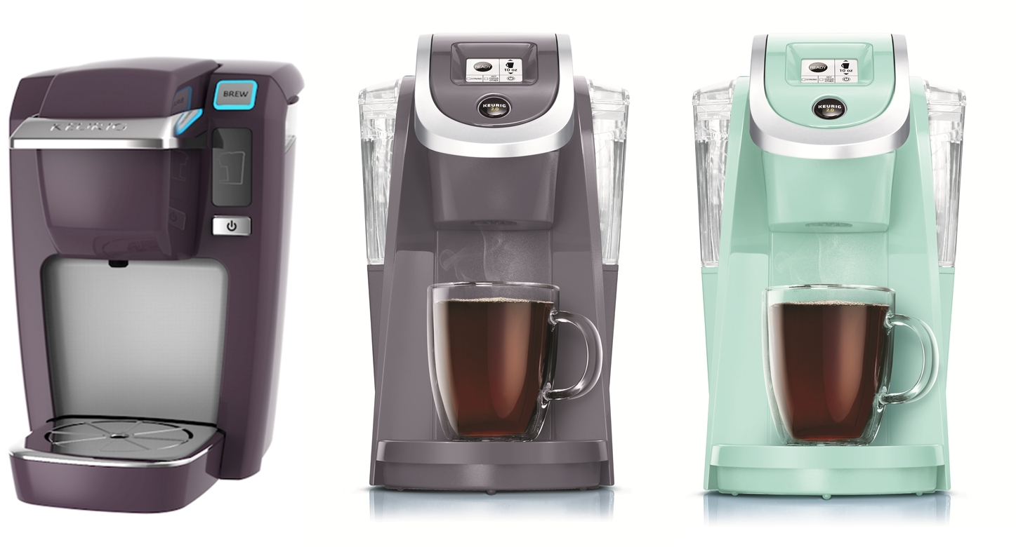 Keurig Unveils Fresh New Colors For Spring Keurig Green Mountain Inc