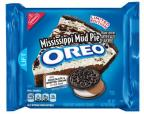 The OREO Mississippi Mud Pie Flavor Creme Chocolate Sandwich Cookie (Photo: Business Wire)