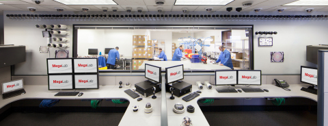 Arecont Vision MegaLab, part of the Technology Partner Program (Photo: Business Wire)