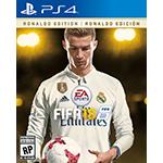 Cristiano Ronaldo Named Global Cover Star for EA SPORTS FIFA 18