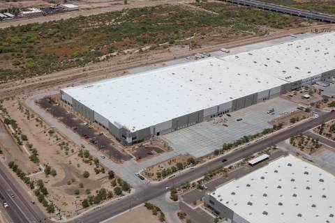 Expansion of Coldwater Depot Logistics Center (Photo: Business Wire)
