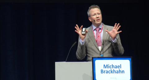 Dr. Michael Brackhahn (Photo: Business Wire)