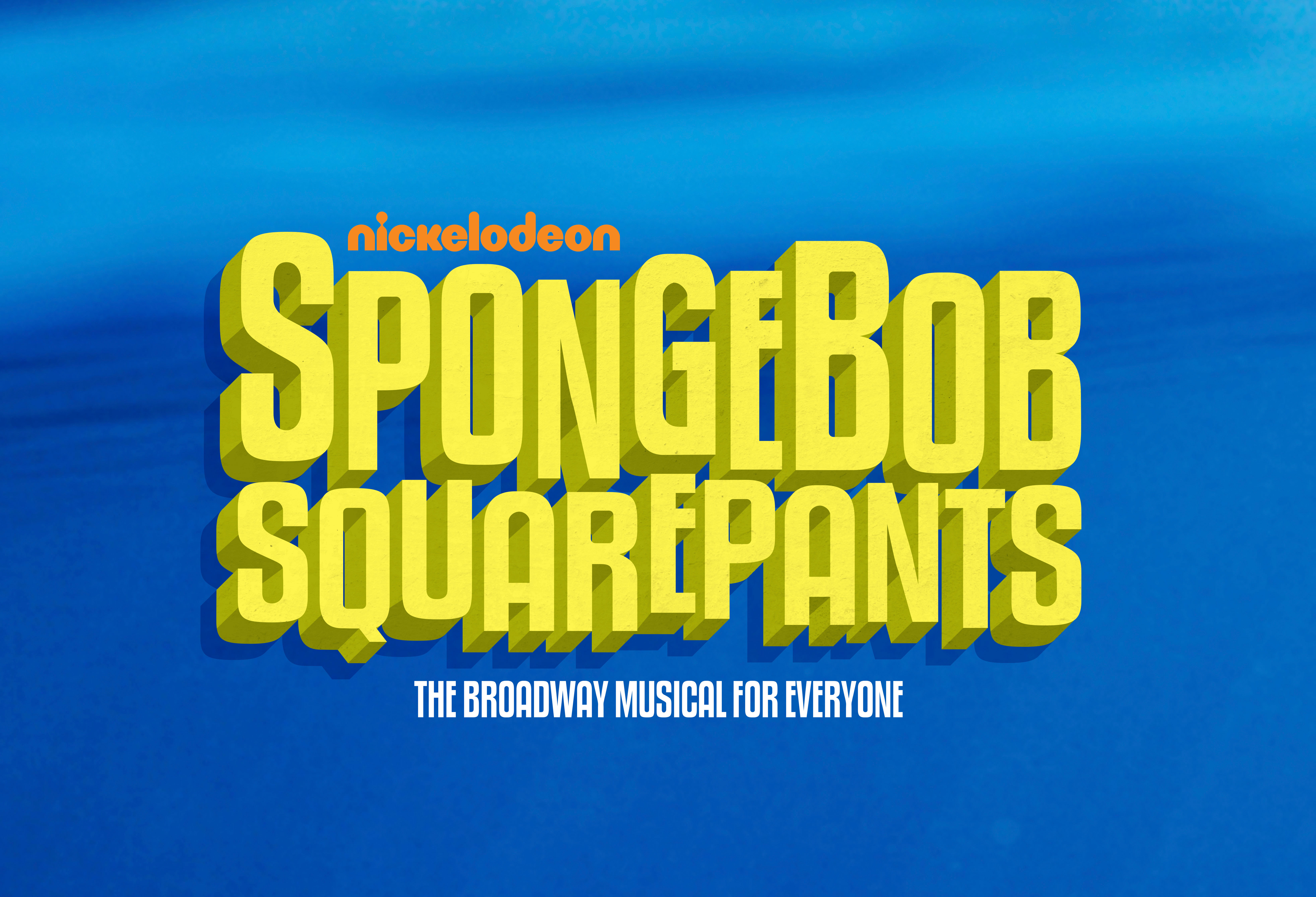 SpongeBob SquarePants Will Open On Broadway At The Palace Theatre