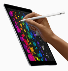 iPad Pro, in 10.5-inch and 12.9-inch models, introduces the world's most advanced display and breakthrough performance. (Photo: Business Wire)