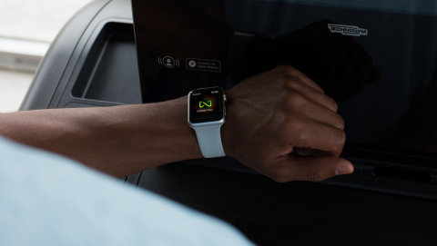 watchOS 4 brings more intelligence and fitness features to Apple Watch. (Photo: Business Wire)