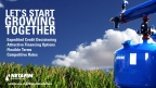 As the industry's only program that offers end-to-end financing of complete drip irrigation systems - including materials, design, installation and labor costs - Netafim is extending its commitment to agriculture beyond the field and into the business of more profitable farming. (Graphic: Business Wire)
