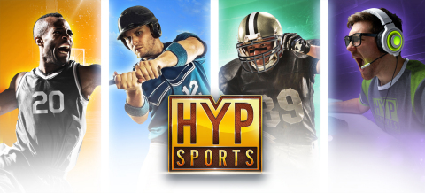 HypSports Adds League of Legends - bridging the gap between traditional and esports (Photo: Business Wire)
