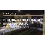 FINALCAD Provides In-Kind Software Grant to billionBricks to Bring Higher Quality Buildings to Disadvantaged Populations