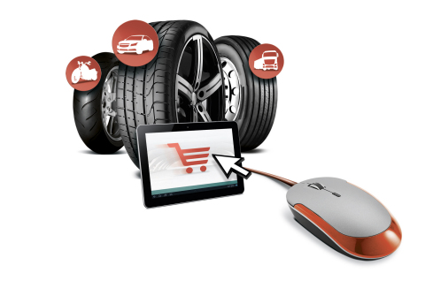 Yourtyres.co.uk now with responsive web design (Photo: Business Wire)