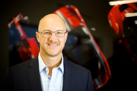 Former NASCAR Digital Media Vice President Colin Smith will join the Miami-based Motorsport Network as the company's new Chief Executive Officer. (Photo: Business Wire)