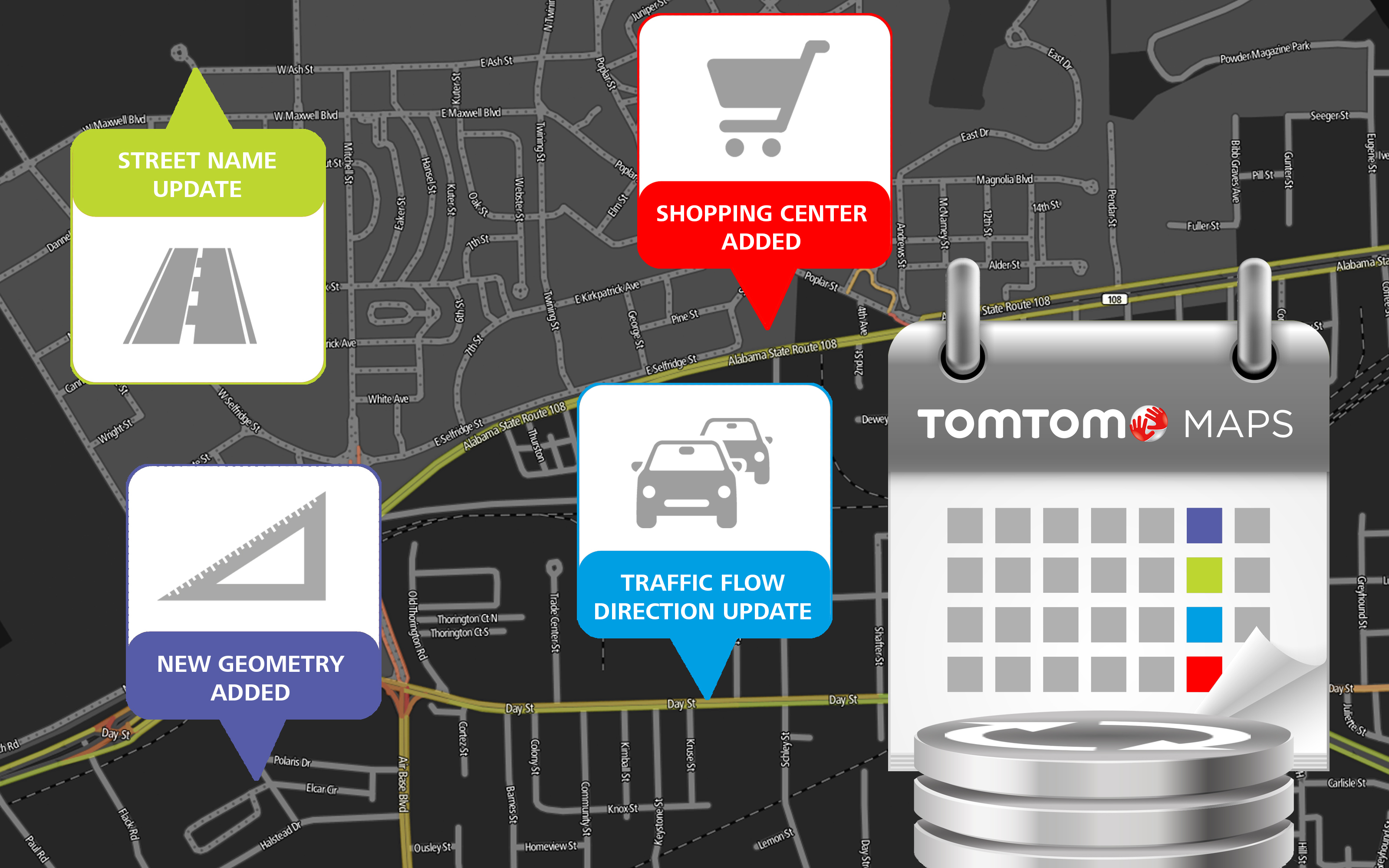 Outstanding Tomtom Advances Industry With Weekly Map Updates Business Wire Wiring 101 Capemaxxcnl