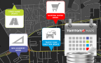 TomTom (TOM2) today announced that weekly global map database updates are now available for business customers. Weekly MultiNet-R map updates result in the most up-to-date maps available from TomTom, four times faster than was previously available. (Photo: Business Wire)