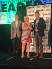 Panasonic-led solar-plus-storage microgrid in Denver wins 2017 Environmental Leader Project of the Year (Photo: Business Wire)