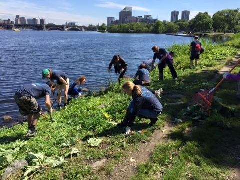"Alnylam Expands Third Annual ""Helping Hands"" Community Service Day Globally to Benefit 18 Organizations (Photo: Business Wire)"
