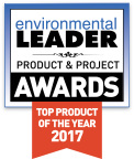 Sterilis was awarded an Environmental Leader 2017 Top Product of the Year Award at the Environmental Leader Conference awards dinner in Denver on June 6th 2017. (Graphic: Business Wire)