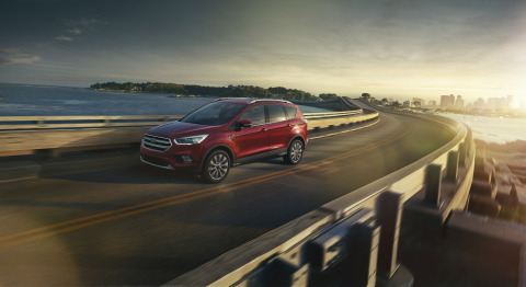 Ford is building its most popular SUV, the Ford Escape, an extra week at Louisville Assembly Plant this summer due to stronger demand. (Photo: Business Wire)