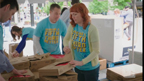 """Fifth Third recently announced that it provided over 1 million meals in May to fight hunger during its annual """"Feeding Our Communities"""" initiative. The month-long effort included employee and customer donations, canned goods drives and employee volunteer activities. This achievement represents the first time the Bank has topped the million-meal mark."""