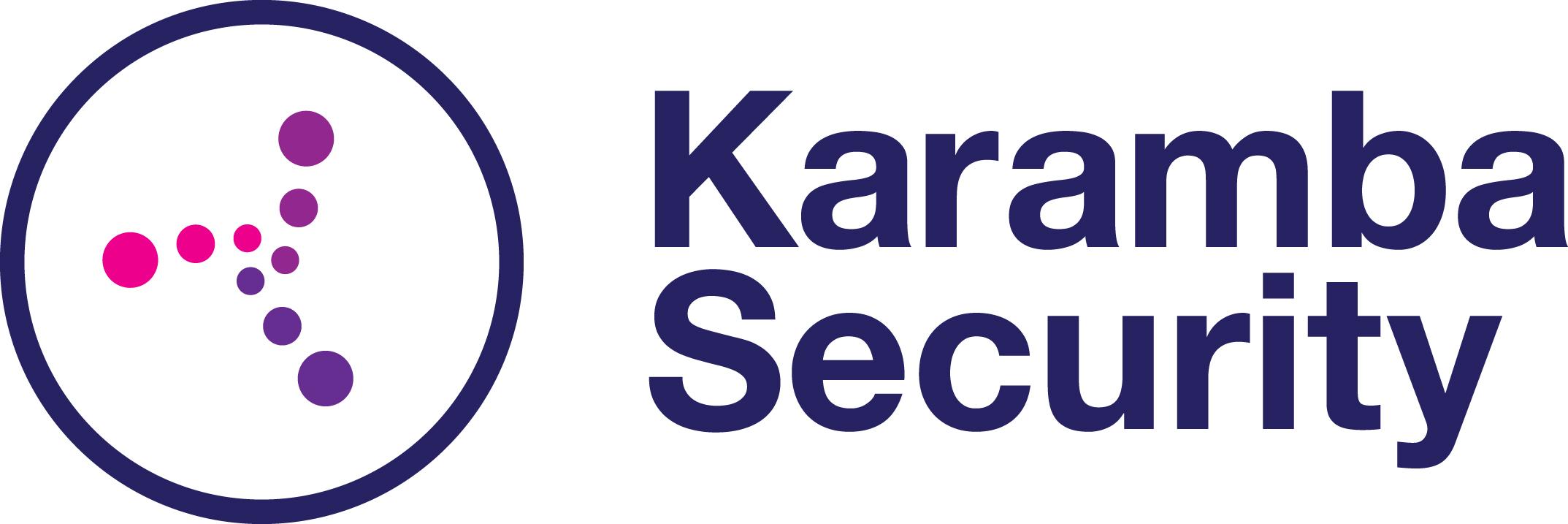 Image result for Karamba Security logo