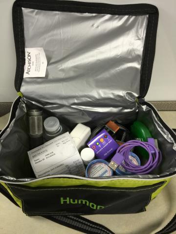 Humana Storm Emergency Kit (Photo: Business Wire)
