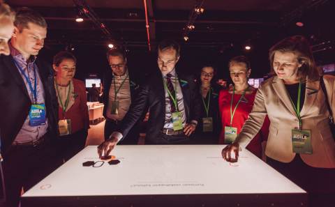 Accenture Liquid Studio in Helsinki (Photo: Business Wire)