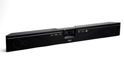 The CS-700 Video Sound Collaboration System for Huddle Rooms (Photo: Business Wire)