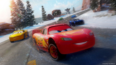 Start your engines and gear up for the ultimate racing experience in Cars 3: Driven to Win, inspired by Disney Pixar's upcoming film Cars 3. (Photo: Business Wire)