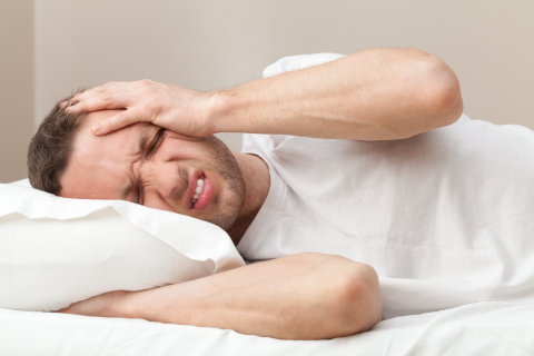 """For those experiencing headaches or migraines, the culprit could be related to one's dental health. In fact, among the known causes of head pain are dental problems such as a """"bad bite,"""" tooth grinding, tooth decay and gum disease. (Photo: Business Wire)"""