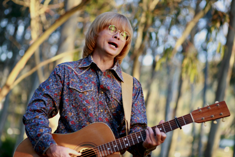 """Rick Schuler will perform his """"Rocky Mountain High Experience,® A Tribute to John Denver"""" at the SugarHouse Casino Event Center on Saturday, August 26 at 8 p.m. (Photo: Business Wire)"""