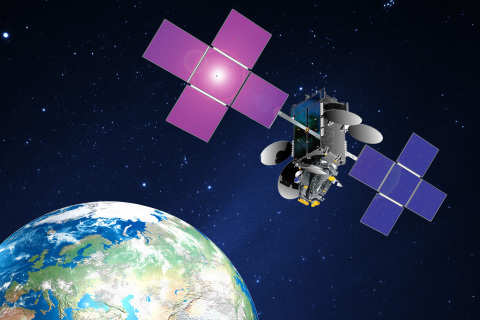 Intelsat 17 (Photo: Business Wire)
