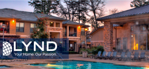 LYND Acquires a Portfolio of Eleven Texas Multifamily Properties (Photo: Business Wire)