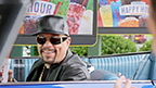SONIC and Ice-T Melt Down During Facebook Live Event
