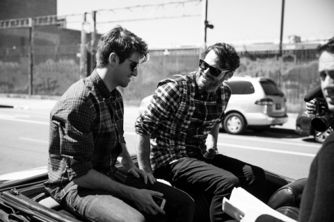 Alex Pall and Andrew Taggart of The Chainsmokers
