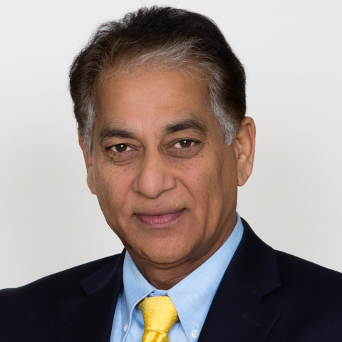 Dr Kunwar Shailubhai, Chief Executive Officer and Chief Scientific Officer, Tiziana Life Sciences plc (Photo: Business Wire)