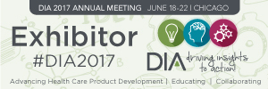 Cmed is exhibiting at DIA 2017 (Photo: Business Wire)