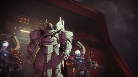 Dominus Ghaul, Leader of the Cabal Red Legion (Graphic: Business Wire)