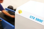 Smiths Detection's compact CTX 5800 EDS is optimized for both inline and standalone configurations. (Photo: Business Wire)