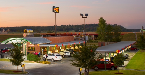 SONIC® Drive-In today announced five new agreements for franchise development in greater Washington, ...