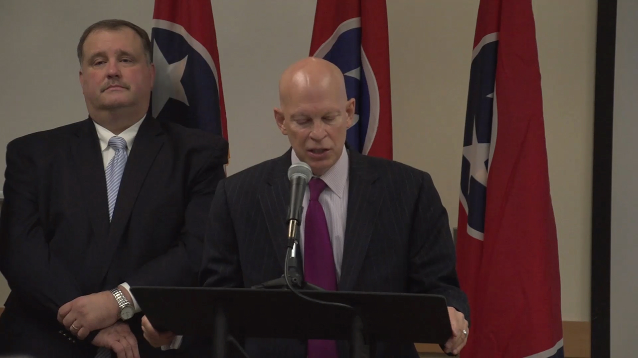 Attorneys general representing the epicenter of Tennessee's opioid epidemic join together in fight against opioid manufacturers