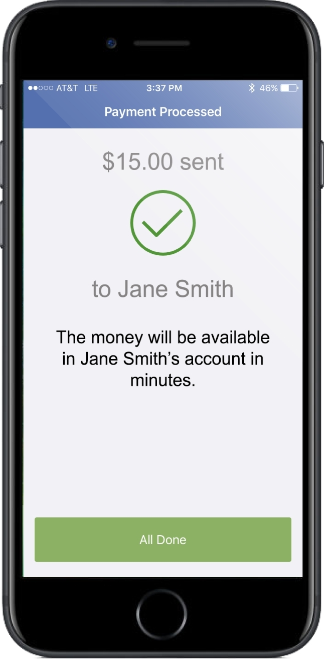 Fifth Third Bank (Nasdaq: FITB) launches safe, fast and simple person-to-person (P2P) payments this month, incorporating the benefits and features of Zelle℠, a revolutionary new P2P service from Early Warning. Beginning June 23, customers using the Fifth Third Mobile Banking app can send and receive real-time payments for free using the recipient's registered mobile number or email address. (Photo: Business Wire)