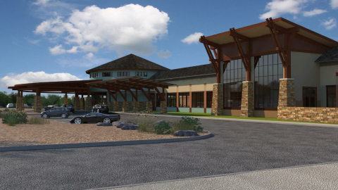 Kalahari Resorts and Conventions in Wisconsin Dells will be adding an additional 130,000-sq. ft. to its convention facilities. The company will also be expanding their Pocono Mountains, Pennsylvania convention space by 134,000-sq. ft. and entering Round Rock, Texas in 2020. The company's location in Sandusky, Ohio is currently home to the Midwest's Largest Convention Center at 215,000-sq. ft. For more information, please visit www.KalahariMeetings.com. (Graphic: Business Wire)