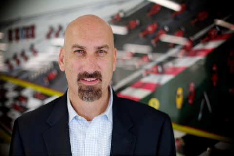 Former FOX Sports / SPEED Channel television network and digital media executive Kevin Annison will join Motorsport Network to spearhead the group's planned expansion in traditional and internet television as the President of Motorsport.tv. (Photo: Business Wire)