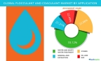 Technavio has published a new report on the global flocculant and coagulant market from 2017-2021. (Graphic: Business Wire)