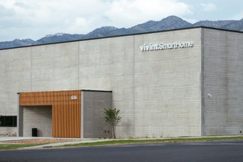 New Vivint campus in Logan, Utah (Photo: Business Wire)