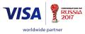 Visa Lanzará una Experiencia sin Dinero en Efectivo en la FIFA Confederations Cup 2017
