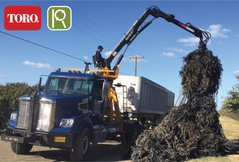 Ag plastic recycling california