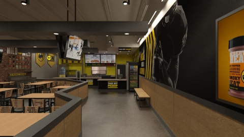 B-Dubs Express Rendering (Photo: Business Wire)