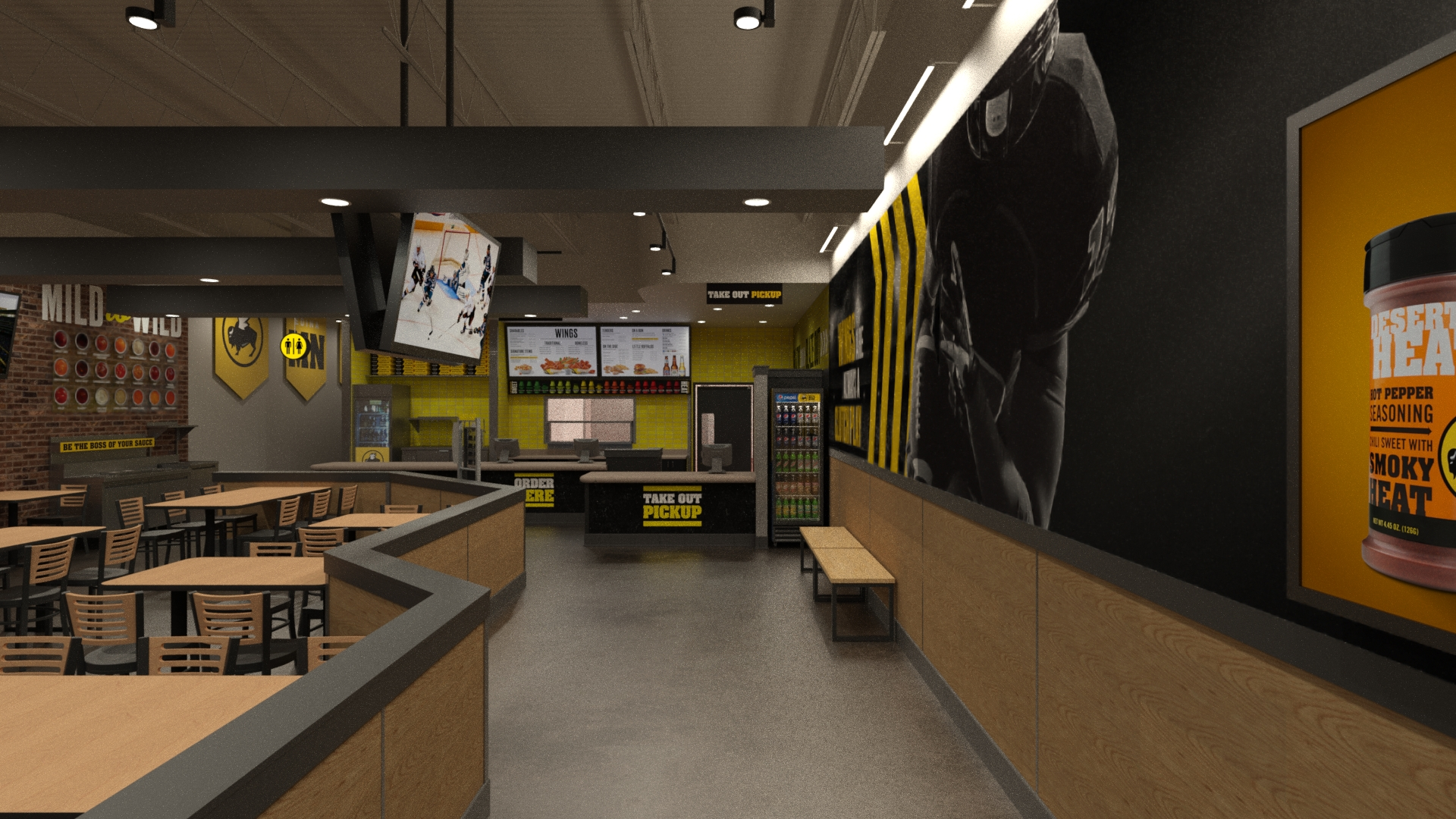 Buffalo Wild Wings, Inc. (BWLD) Given